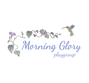 Morning Glory Playgroup Logo