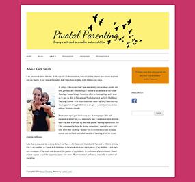 Pivotal Parenting Website