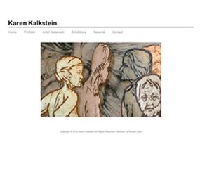 Karen Kalkstein's Website
