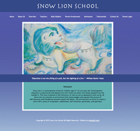 Snow Lion Website