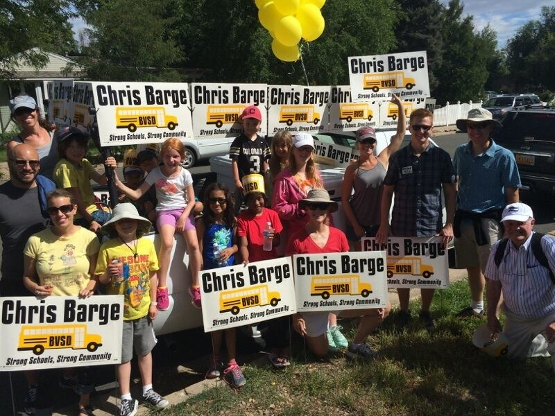 Chris Barge