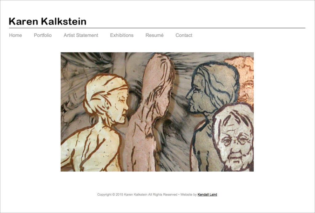 Karen Kalkstein