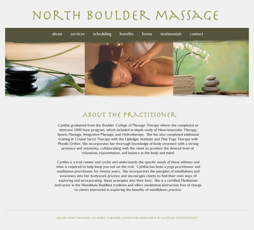 North Boulder Massage