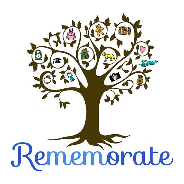 Rememorate Logo